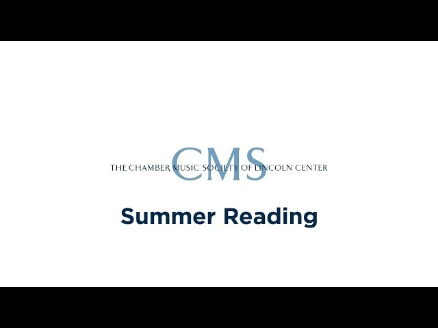 CMS Summer Reading