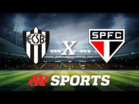 AO VIVO: São Bernardo x São Paulo - 10/01/20 - Copa São Paulo - Futebol JP