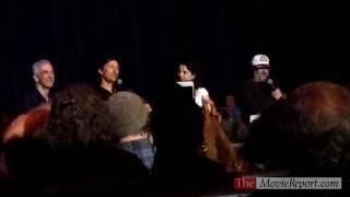 THE BEACH BUM Q&A With Matthew McConaughey, Stefania LaVie Owen, Harmony Korine - March 29, 2019