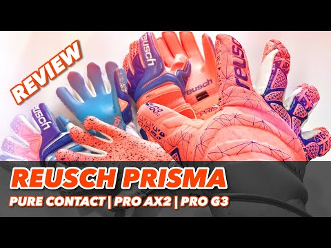 PURE CONTACT G3 FUSION | PRO AX2 | PRO G3 | REVIEW REUSCH PR