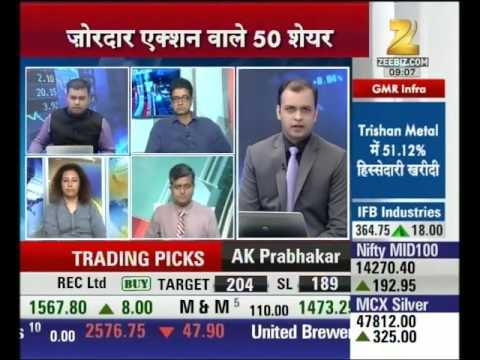 SGX Nifty trading at 8,512.50 with 24.50 points rise | First Trade