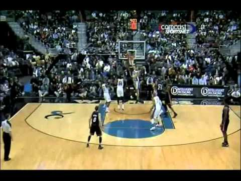JaVale McGee Highlights: Classy