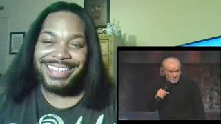 """Baby Dyce Reacts to - George Carlin """"Religion Is Bullshit"""""""