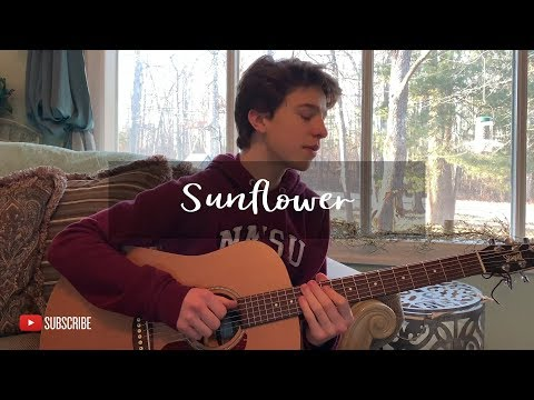 Post Malone & Swae Lee – Sunflower (Acoustic Cover by Tyler Larson)