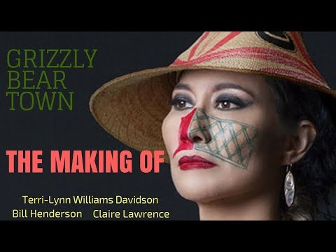Terri-Lynn Williams-Davidson - Grizzly Bear Town - Making Of (EPK)