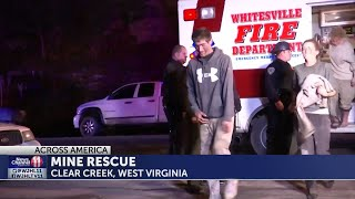 3 lost in abandoned West Virginia mine found alive