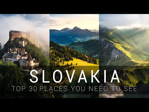 You wouldn't believe THIS IS SLOVAKIA!