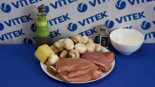 Рецепт приготовления гуляша из курицы в мультиварке VITEK VT-4208 CL