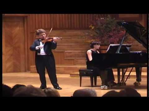Bartek Niziol-Wieniawski Polonaise No. 1 in D