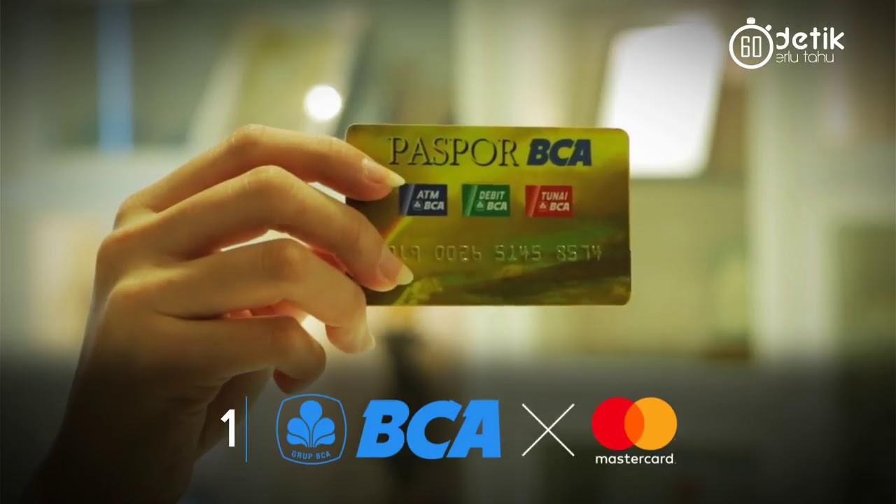 Kartu Atm Paspor Bca Kerja Sama Dengan Mastercard