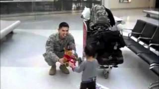 daddy s home from iraq