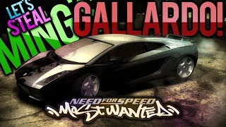 NEED FOR SPEED : MOST WANTED 2005 [STEALING MING
