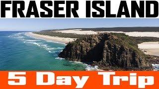 Fraser Island May 2018 4x4 Camping Fishing trip