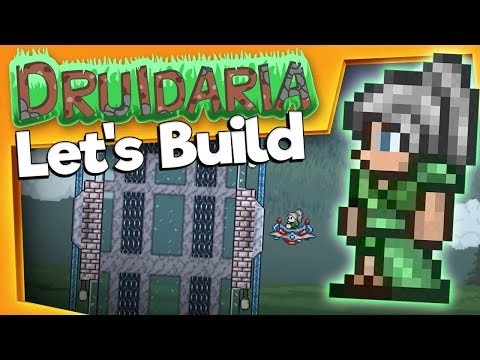 Terraria - Let's Build an Office Tower!
