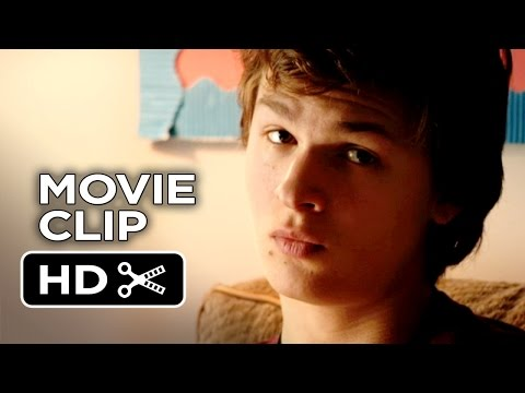Men, Women & Children Movie CLIP - RL (2014) - Ansel Elgort, Jennifer Garner Movie HD