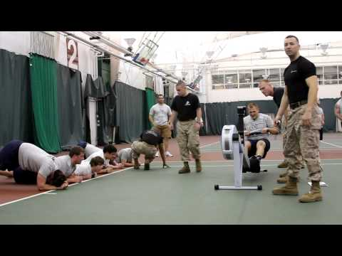 Marine Corps Leadership Seminar @ The College of New Jersey