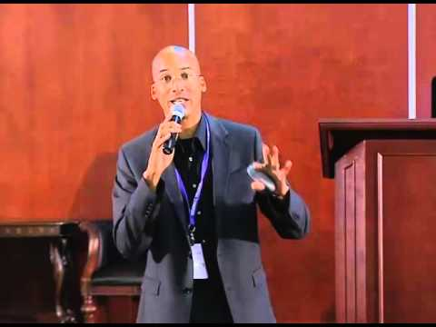 Dr. David M. Anderson Sr. SPEAKS - There Are No More Jobs -