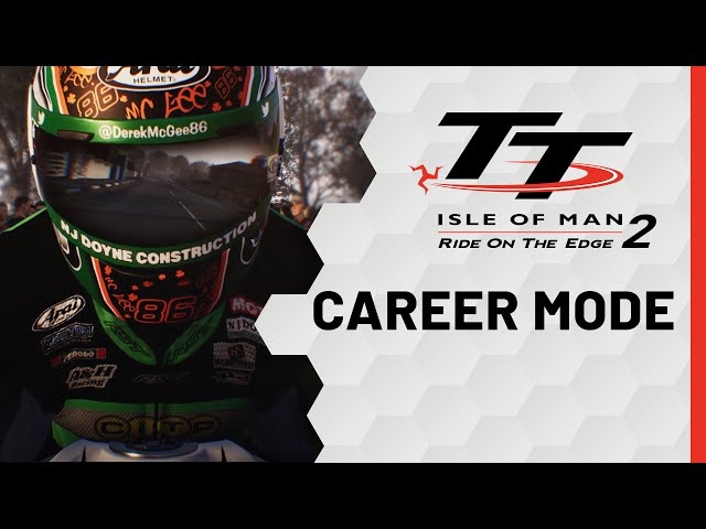 TT Isle of Man - Ride on the Edge 2 | Career Mode