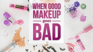 When Good Makeup Goes Bad | Pretty Smart
