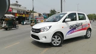 Pak Suzuki Cultus 2017 (Celerio) 1.0L Hatchback: First Look and Test Drive   Urdu