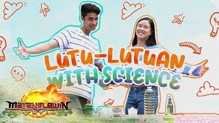 Matanglawin: Lutu-lutuan with science