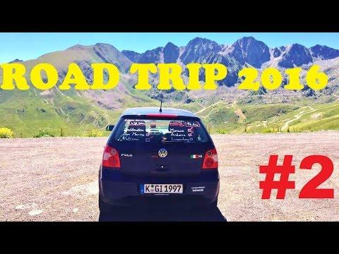 Euro Road Trip 2016 #2 (Liechtenstein-Milan)