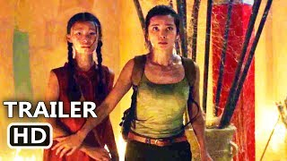 7 GUARDIANS OF THE TOMB Official Trailer (2018) Adventure, Mummy Movie HD