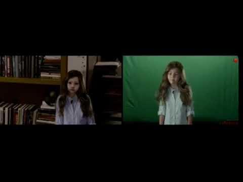 TTSBD: Behind The Scenes: Aging Renesmee — Mackenzie Foy — 2012