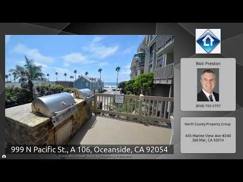 999 N Pacific St , A 106, Oceanside, CA 92054