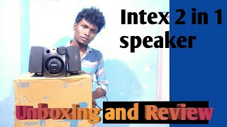 Home Theater Cheapest Price in india UNBOXING AND REVIEW INTEX IT-881S 2.1Desktop Speakers Amazon