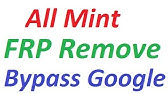 how to bypass google account on mint mobile - YouTube