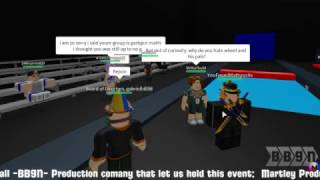 Hole In The Wall Ep 2 [ROBLOX GAME SHOW LIVE]