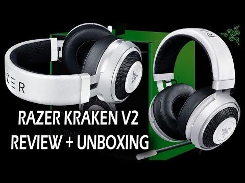 RAZER KRAKEN PRO V2 REVIEW + UNBOXING