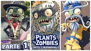 Vídeo Plants vs. Zombies: Battle for Neighborville