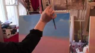 Уроки рисования, живопись маслом, уроки в Москве и Питере, Сахаров