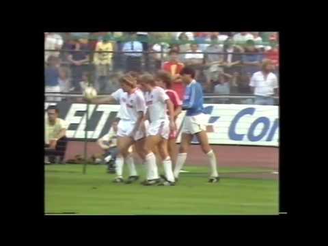 1.FC Nürnberg Saison 1985/86