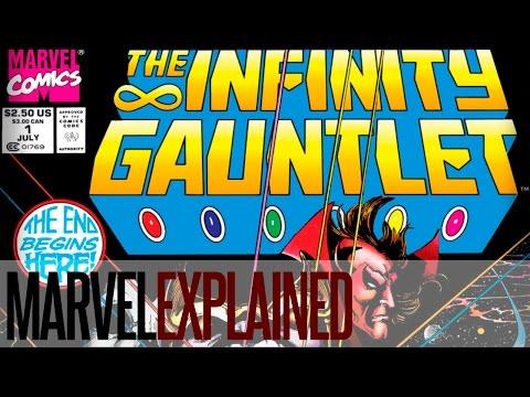 The Infinity Gauntlet - 1 of 8 - God