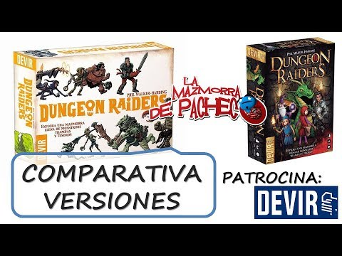 Dungeon Raiders: comparativa de versiones