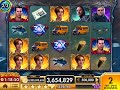 SUPERMAN MAN OF STEEL Video Slot Casino Game with a FREE ...