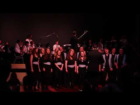 Finale - Don't Sit Under The Apple Tree - Hull University Barbershop and Big Band