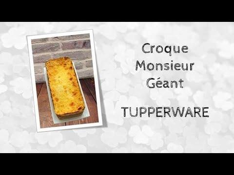 recette-tupperware---croque-monsieur-géant