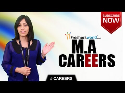 CAREERS IN MA – BA,P.Hd,Researcher,Teachers,Lecturers,Job Opportunities,Salary Package