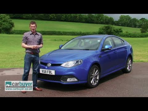 MG 6 hatchback review - CarBuyer