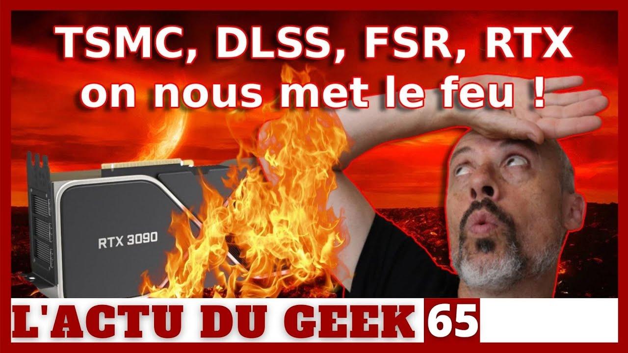 Download FSR vs DLSS : la Guerre🪓 RTX 3090 explosées 💥 RTX 4090 monstrueuses 👾