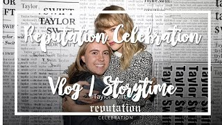 Meeting Taylor Swift at the Reputation Celebration Vlog/Storytime || Kailee Heller