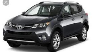 first look of toyota RAV4 2019 Review