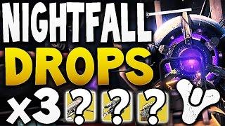 Destiny - Nightfall Drops x3 (Week 17)