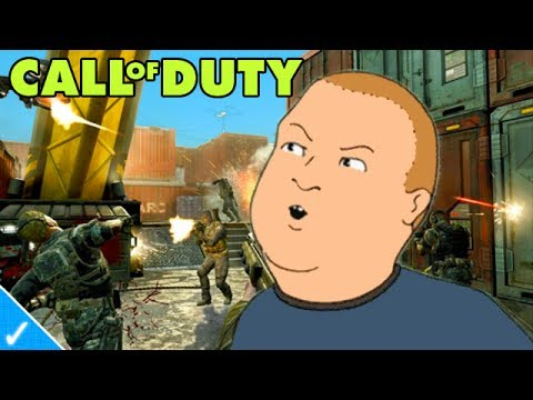 BOBBY HILL PLAYS BLACK OPS 2