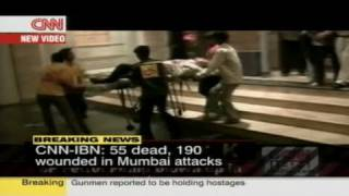 CNN: Flashback to 2008: Mumbai terror attacks