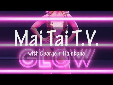 Mai Tai T.V. 35: New Baby, GLOW on Netflix, Spiderman, Hardcore Wrestling